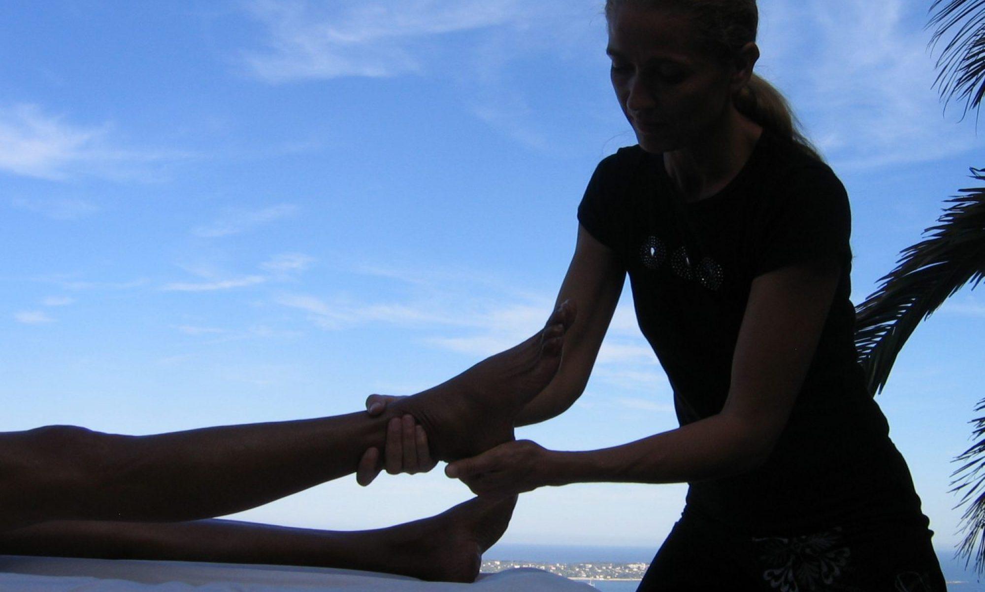 Massage bien-être à votre domicile  sur La Baule, Pornichet, Guérande, Saint-Nazaire