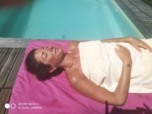 Massage sur Guérande près de votre piscine